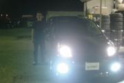 新潟県 山崎さん 購入した車:トヨタ アイシス