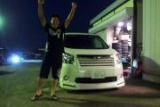 新潟県 谷澤さん 購入した車:ノア
