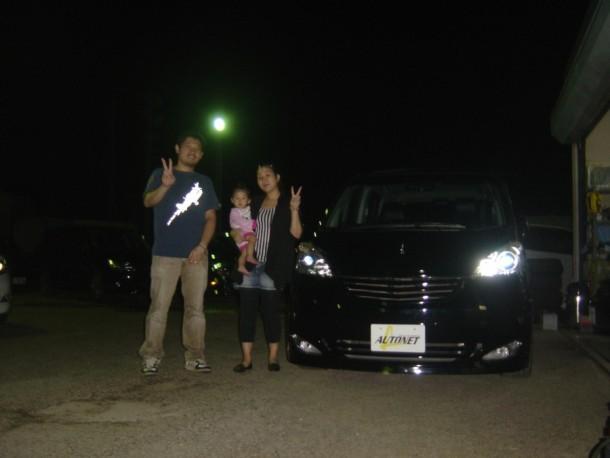 新潟県  本間さん 購入した車:ホンダ ステップワゴン