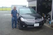 新潟県 森さん 購入した車:ムラーノ