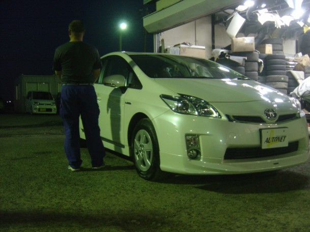 新潟県  引地さん 購入した車:トヨタ プリウス