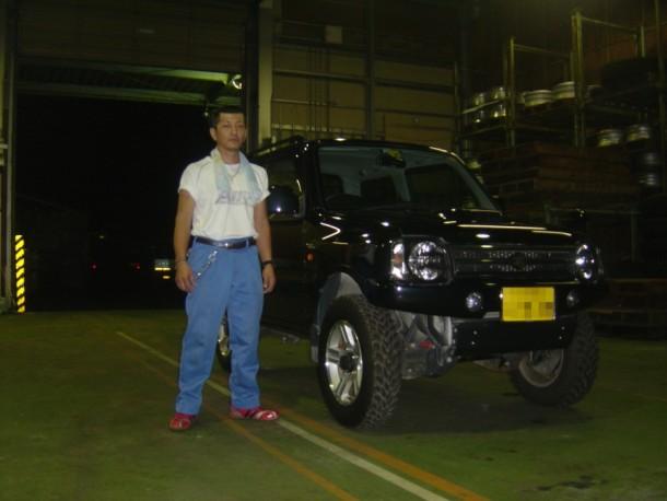 新潟県  橋本さん 購入した車:スズキ ジムニー