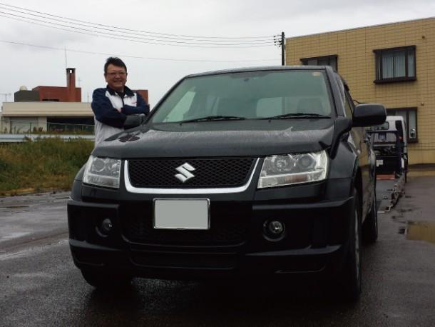 新潟県 鈴木さん 購入した車:スズキ エスクード