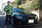 東京都 清水さん 購入した車:アウディ A3
