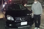 長野県 鈴木さん 購入した車:日産 デュアリス