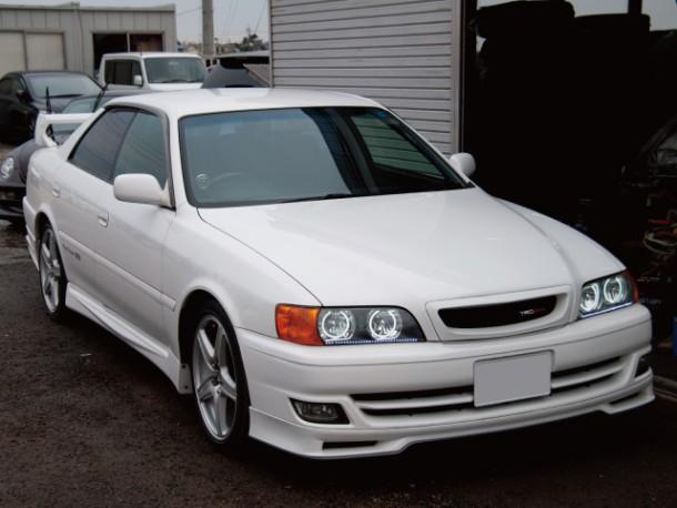 新潟県  高橋さん 購入した車:トヨタ チェイサー