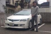 新潟県 風間さん 購入した車:ホンダ シビックハイブリッド
