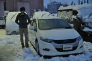 新潟県 佐藤さん 購入した車:ホンダ インサイト
