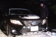 新潟県 小林さん 購入した車:トヨタ カムリハイブリッド