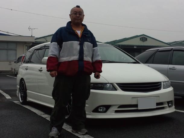 埼玉県  戸田さん 購入した車:ホンダ オデッセイ