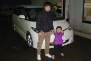 新潟県 齋藤さん 購入した車:トヨタ エスティマ