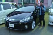 新潟県 佐藤さん 購入した車:トヨタ SAI