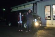 新潟県 清野さん 購入した車:トヨタ ハイエースワゴン