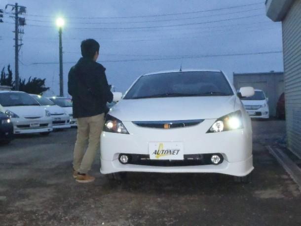 長野県  山口さん 購入した車:トヨタ Will VS
