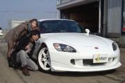 新潟県 長谷川さん 購入した車:ホンダ S2000