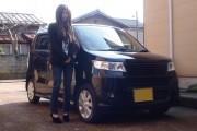 新潟県 茂野さん 購入した車:スズキ ワゴンR スティングレー