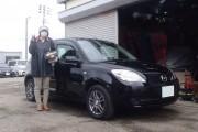 新潟県 渡邉さん 購入した車:マツダ デミオ