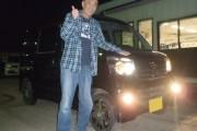 新潟県 島津さん 購入した車:ダイハツ アトレーワゴン