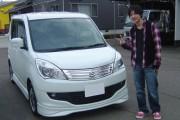 新潟県 佐野さん 購入した車:スズキ ソリオ