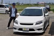 新潟県 八木さん 購入した車:トヨタ カローラフィールダー