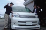 新潟県 佐藤さん 購入した車:トヨタ ヴォクシー