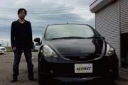 新潟県 芥川さん 購入した車:ホンダ フィット