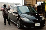 新潟県 西片さん 購入した車:マツダ MPV