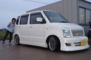 新潟県 長谷川さん 購入した車:スズキ ワゴンR