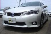 新潟県 福田さん 購入した車:レクサス CT