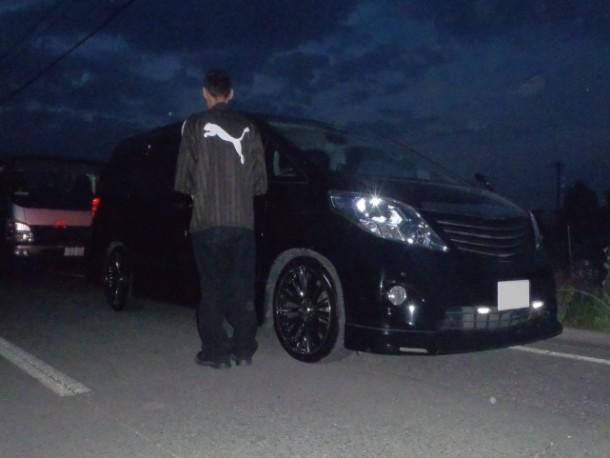 長野県  福澤さん 購入した車:トヨタ アルファード