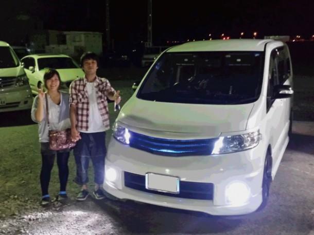 新潟県  木村さん 購入した車:日産 セレナ