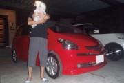 新潟県 椎谷さん 購入した車:トヨタ ラクティス