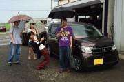 新潟県 阿部さん 購入した車:ホンダ N-wgn