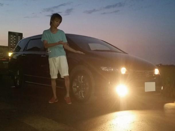 新潟県 湯浅さん 購入した車:ホンダ オデッセイ