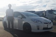 新潟県 佐藤さん 購入した車:トヨタ プリウス