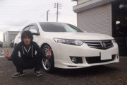 新潟県 小林さん 購入した車:ホンダ アコード