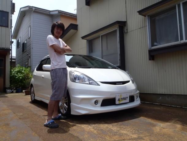 フィット 本田さん