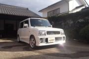 長野県 Yさん 購入した車:スズキ アルトラパン