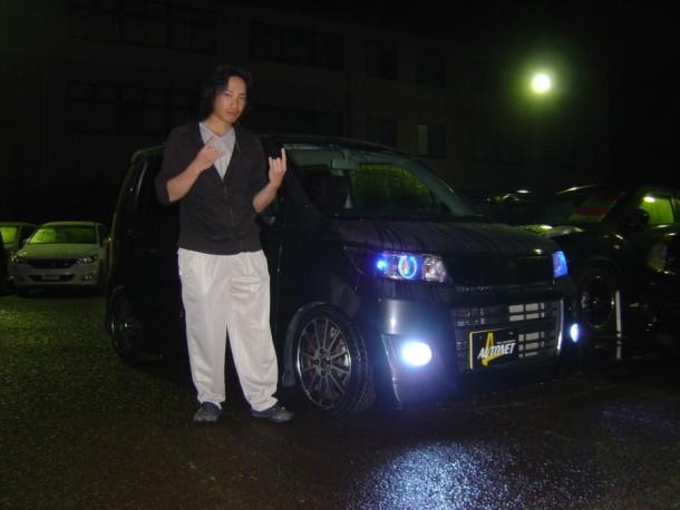 新潟県 遠海さん 購入した車:スズキ ワゴンRスティングレー