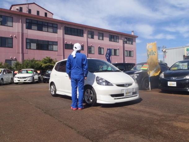 新潟県 佐藤さん 購入した車:ホンダ フィット