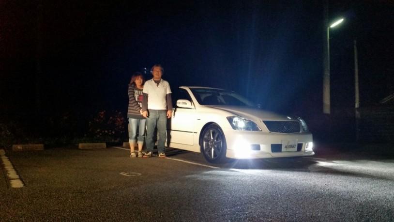 新潟県 菊川さん 購入した車:トヨタ クラウン アスリート