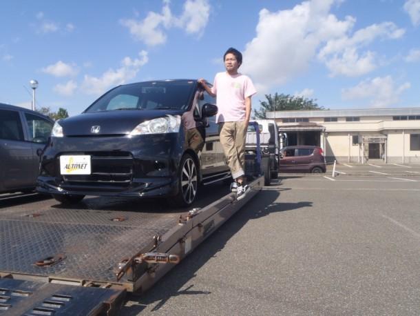 新潟県 山賀さん 購入した車:ホンダ ライフ