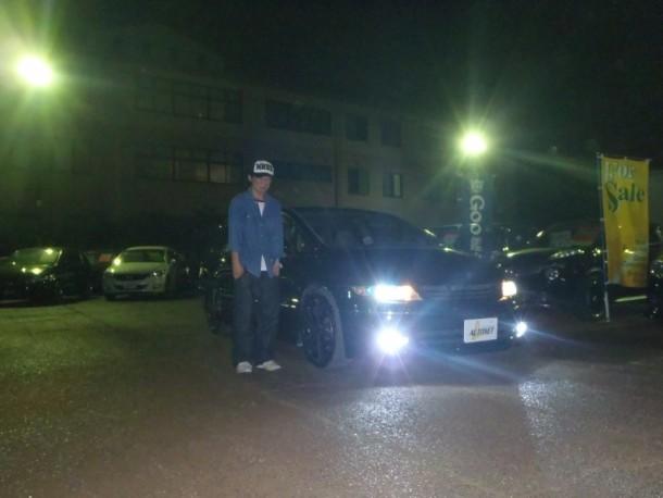 新潟県 高橋さん 購入した車:ホンダ オデッセイ