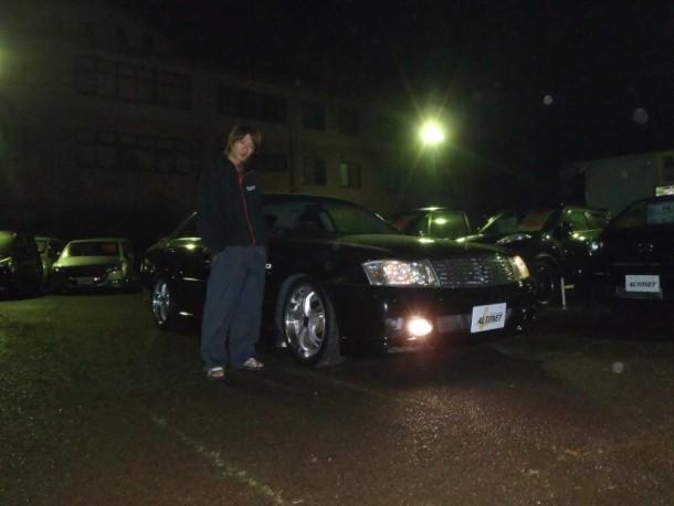 新潟県 片山さん 購入した車:ニッサン セドリック