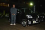 新潟県 小島さん 購入した車:スバル ルクラカスタム