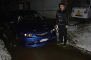 新潟県 遠藤さん 購入した車:ホンダ アコード ユーロR