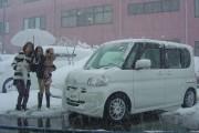 新潟県 田村さん 購入した車:ダイハツ タント