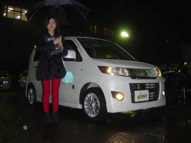 新潟県 谷澤さん 購入した車:スズキ ワゴンRスティングレー