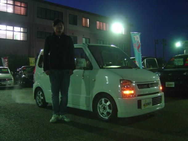 新潟県 林さん 購入した車:スズキ ワゴンR
