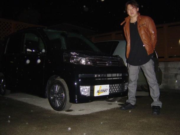 新潟県 鈴木さん 購入した車:ホンダ ライフ